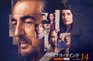 スーパー!ドラマTV「クリミナル・マインド シーズン14」