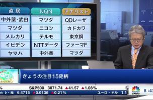 日経CNBC「朝エクスプレス」