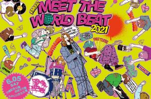 スペースシャワーTV「独占生中継!FM802 MEET THE WORLD BEAT 2021」