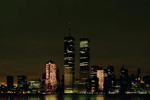 消えた摩天楼 ワールドトレードセンターの崩壊